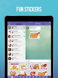 Download Viber for iPad