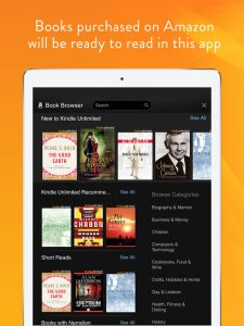 Download Kindle for iPad