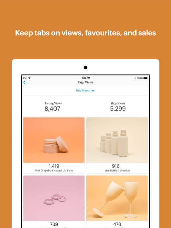 Download Amazon Seller App for iPad