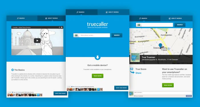 Download TrueCaller for iPad