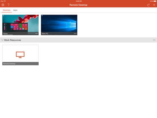 Download Microsoft Remote Desktop for iPad