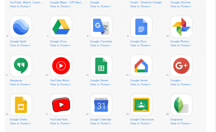 Download Google Drive for iPad