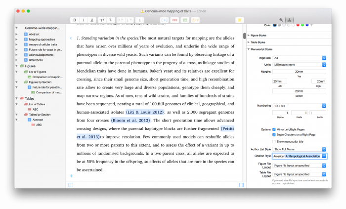 Paper for Mac