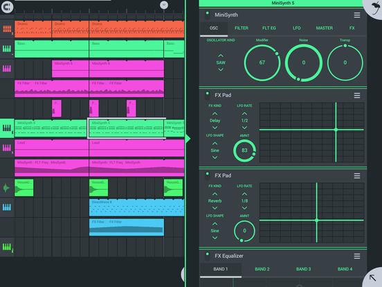 Download FL Studio for iPad