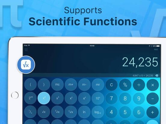Download Calculator for iPad