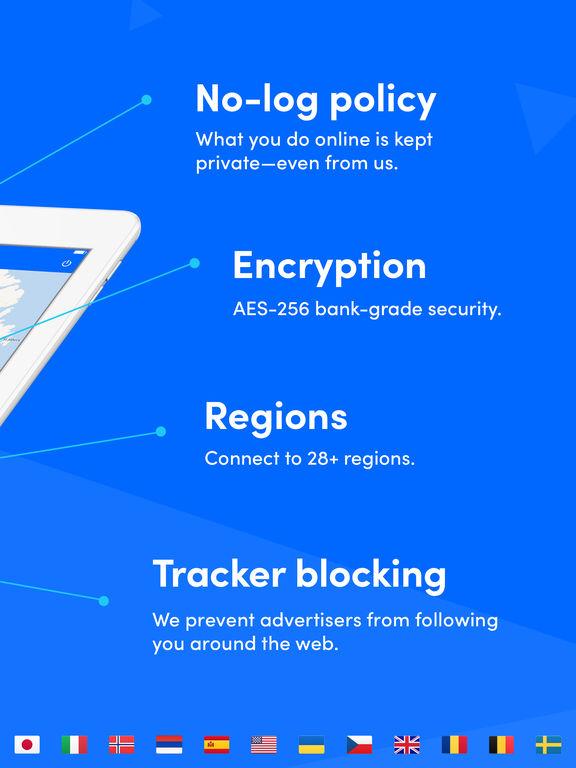 Download VPN for iPad