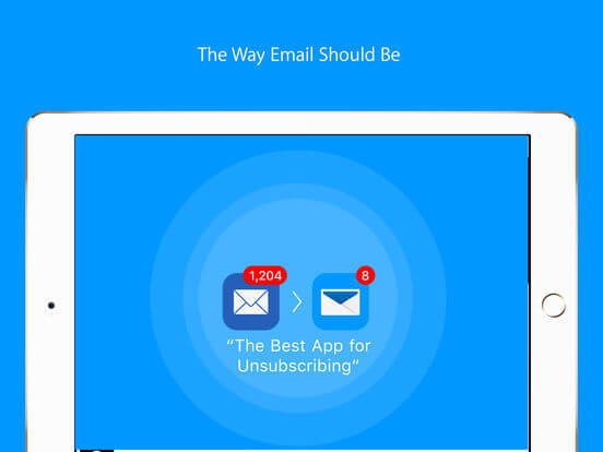 Download Email App for iPad