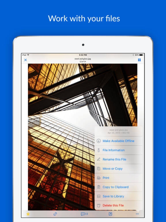 Download Box for iPad