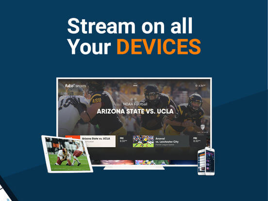 DownloadFootball Streaming Sites for iPad