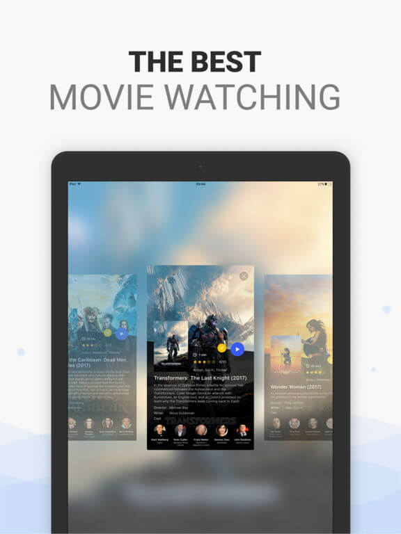 Download Mp4 Player for iPad