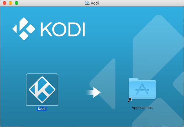 Download Kodi for Mac