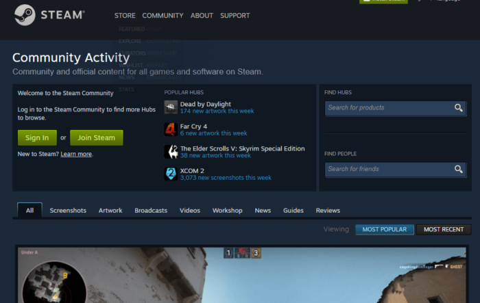 Download Steam for Mac