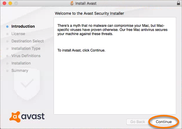 Download Avast for Mac