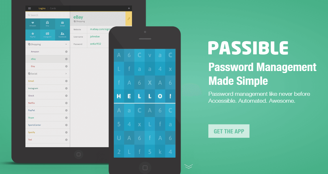 Download Lost Password for iPad