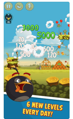 Download Angry Birds for iPad