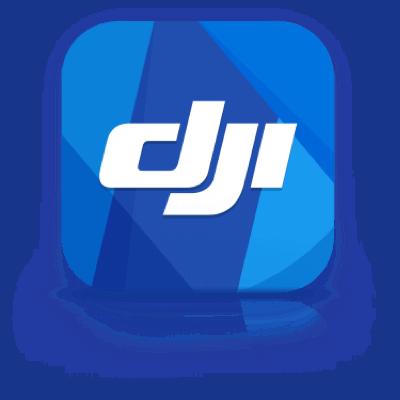 Download DJI App for iPad
