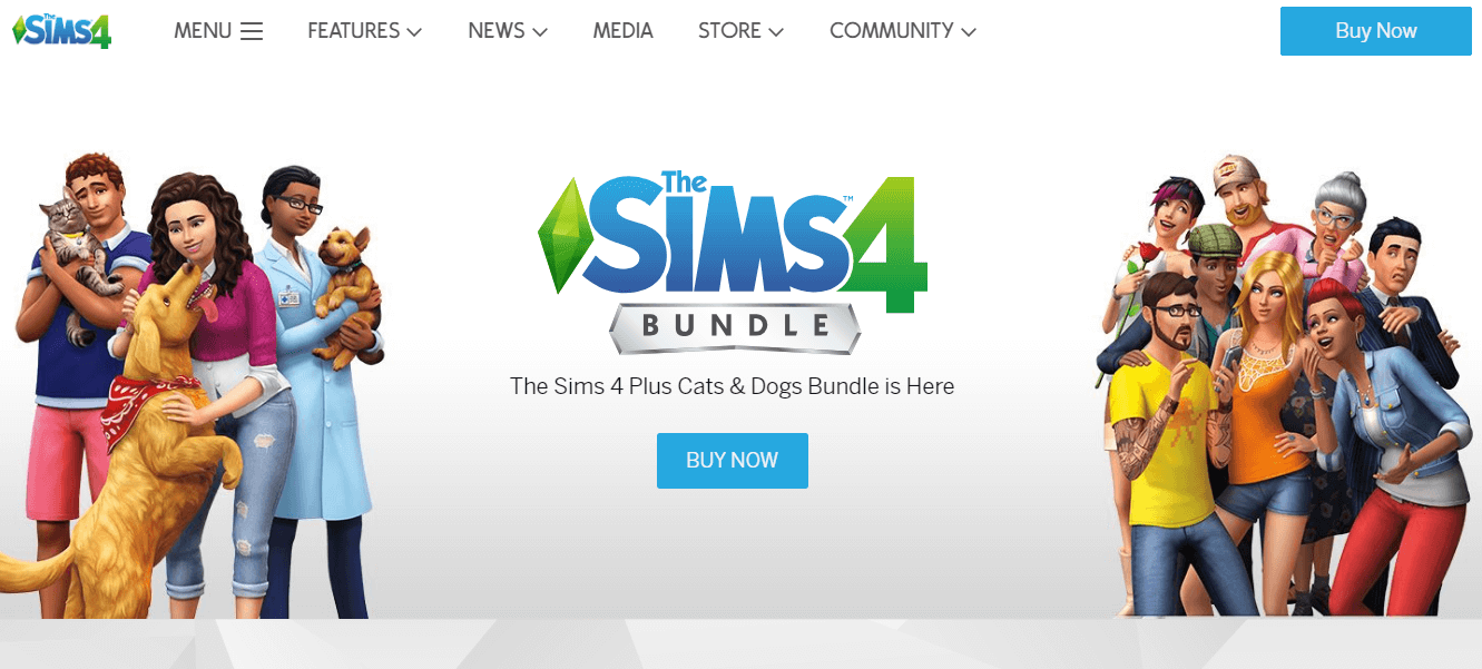 Download Sims 4 for Mac