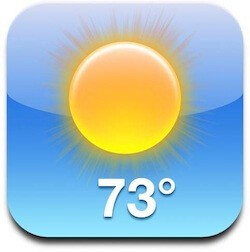 Weather App for iPad Free Download   iPad Weather