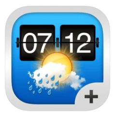 iPhone Weather App for iPad Free Download   iPad Weather